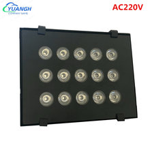 Cctv ИК заполняющий светильник ac220v 15 шт осветители инфракрасный