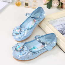 Kids Girls Wedding Dress Shoes Children Princess Shoes Bowtie Purple Leather Shoes For Girls Casual Shoes Flat cheap Rubber Fits larger than usual Please check this store s sizing info Flat with 4 to 6 years old 7 to 12 years old free shipping