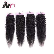 NY Hair kinky Curly Bundles Malaysia Human Hair Bundles New Curly Hair 4 Bundles Deals Non Remy Hair Extension For Woman cabelo cheap Non-Remy Hair Malaysia Hair =20 Darker Colors 30 days no reasons return and refund Wholesales free gifts Drop shipping wholesale prcie