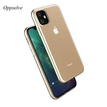 Oppselve Ultra Slim Transparent Sleeve Cover For iPhone 11 2019 Thin Clear Soft TPU Silicone New