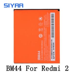 Image 2 - BM41 BM44 BM47 BN42 BN35 Xiaomi Redmi 3 3S 4X 4 5 1S Hongmi 3X 교체 용 배터리 실제 용량 휴대 전화 Bateria