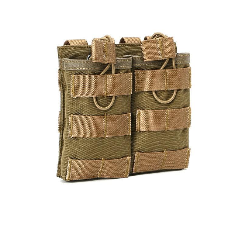 Bivalent Dan Jia Dai Tactical MOLLE Vest Accessory Kit Pannier Bag Nylon Army Fans Storage Bag