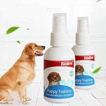 TPFOCUS Pet inducer 50ml Training Spray Inducer for Dog Puppy Toilet Trainer imulate smell pet urine stimulate