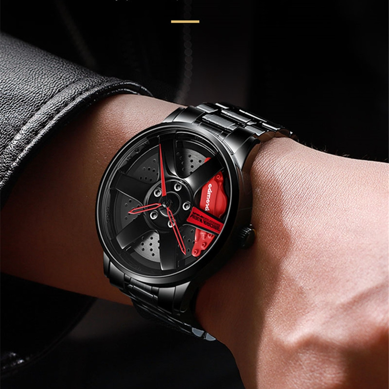 NIBOSI 2020 Watch Man Wrist Watch Custom Design Sports Waterproof Creative Male Watches Relogio Masculino 4