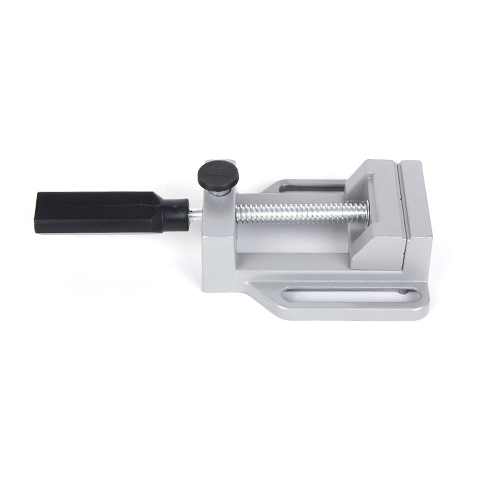 Aluminium legierung fest und haltbar Bohrer Fräsen Maschine Parallel-kiefer Umge Bohrer Bench Clamp Umge Arbeitstisch Für Holzbearbeitung