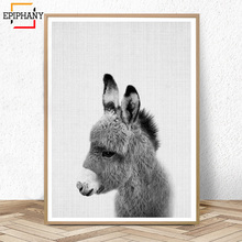 Anime Poster Wall-Art Prints Painting Nordic Canvas Donkey Shower Gift Kids Room And