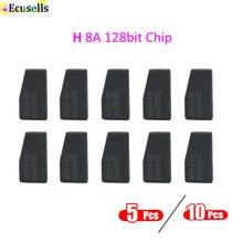 5PCS/10PCS Hohe Qualität Auto Schlüssel Chip Transponder H (8A) chip 128 Bit 128bit für Toyota Rav4 Camry Corolla Highlander Sienna