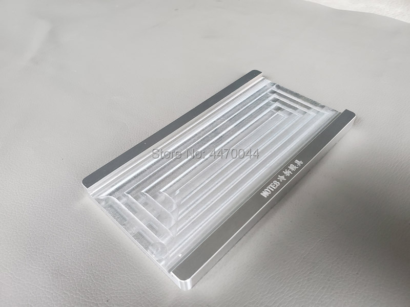 Freezer Separating Mould For Samsung Galaxy S9 S8 Plus Note 8 9 S7 Edge S6 Edge plus LCD Screen Outer Glass Freezing Separation in Mobile Phone LCD Screens from Cellphones Telecommunications
