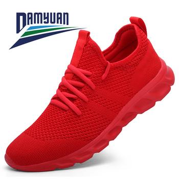 Damyuan męskie buty na co dzień męskie buty rozmiar 46 47 tenisówki sportowe modne obuwie damskie buty nowi miłośnicy mody buty tanie i dobre opinie Płótno RUBBER Lace-up Pasuje prawda na wymiar weź swój normalny rozmiar Podstawowe Wiosna jesień Casual Shoes Mieszane kolory