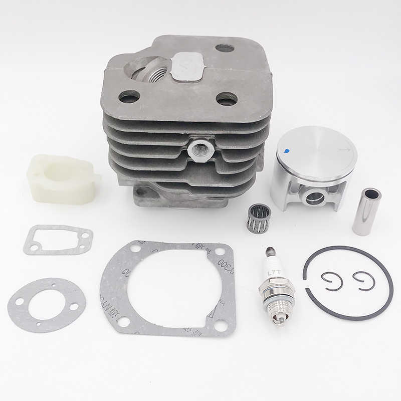 HUNDURE Chain Saw 52MM Cylinder Piston Set Fit For HUSQVARNA 61 268 272 272K 272XP Chainsaw Engine Motor Parts 503758172
