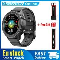 Blackview a X5 Smartwatch con Monitor de ritmo cardíaco cronómetro calorías Monitor de sueño impermeable IP68 hombres reloj deportivo para Android iOS