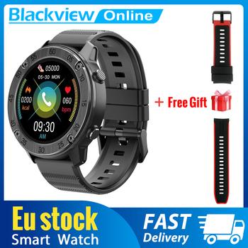 Blackview X5 Smartwatch z kontrolą tętna stoper kalorii pomiar podczas snu wodoodporna IP68 męski zegarek sportowy dla Android iOS tanie i dobre opinie CN (pochodzenie) Brak Na nadgarstek Zgodna ze wszystkimi 128 MB Krokomierz Rejestrator aktywności fizycznej Rejestrator snu