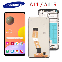 6.4 Original A11 Lcd For Samsung Galaxy A11 LCD Display Touch Screen Assembly For Samsung A115F A115F/DS Lcd