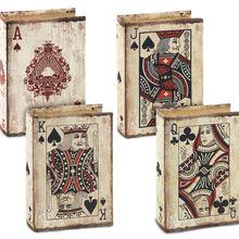 Signes Grimalt By SIGRIS fabric book box includes 4 units gift sets Vintage Collection