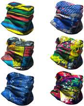 Разные цвета 6 шт волшебный шарф оголовье утеплители лица Уход