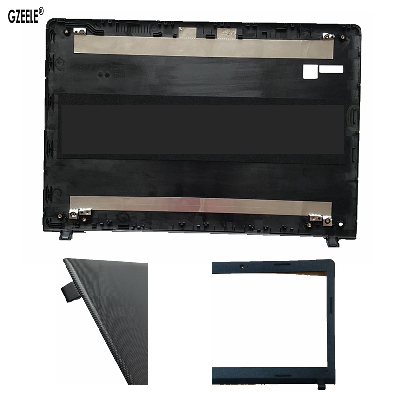 GZEELE New NEW FOR Lenovo ideapad 100-14 100-14IBY LCD BACK COVER/LCD Bezel Cover