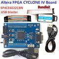 Комплект ядра разработки FPGA ALTERA, CYCLONE IV EP4CE EP4CE6E22C8N плата бластера usb jtag код образца SCH