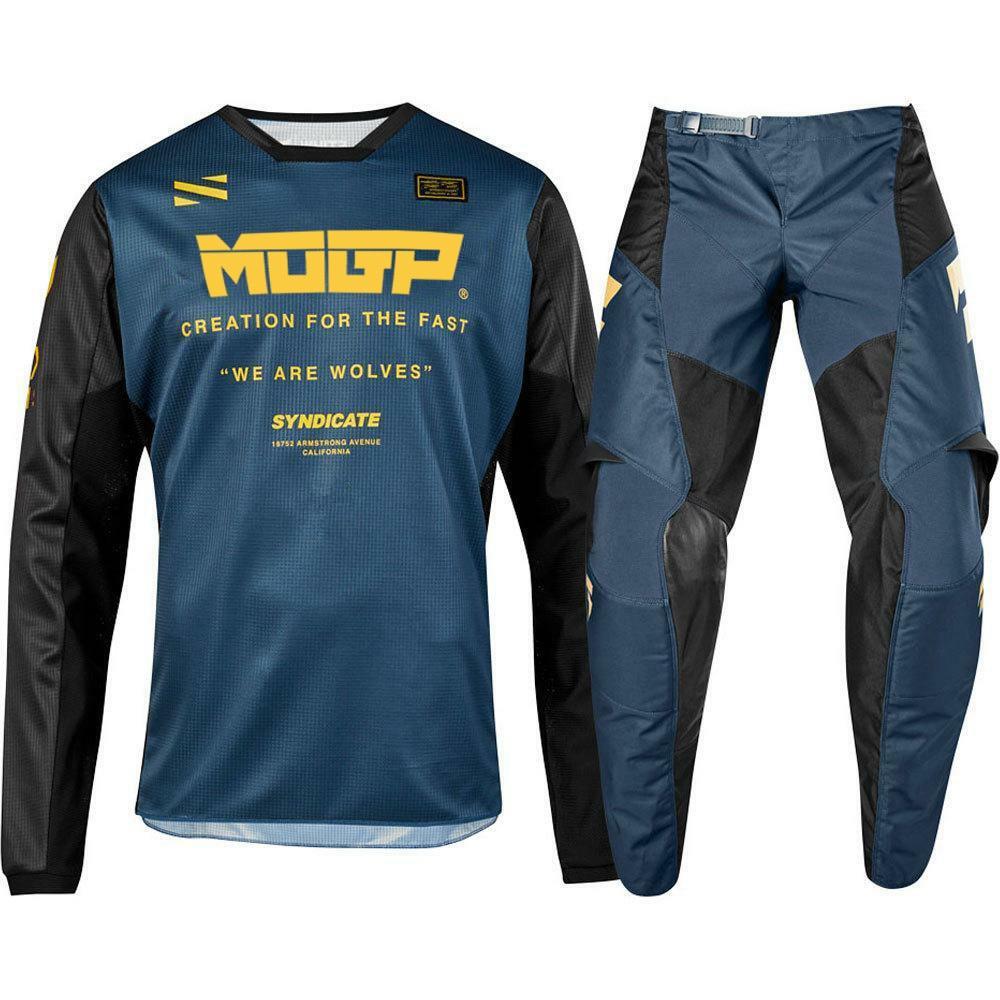 MX 2019 WHIT3 Muse Jersey Pant Gear Combo Dirt Bike Off-Road MX ADULT ATV BMX Moto Gear Set