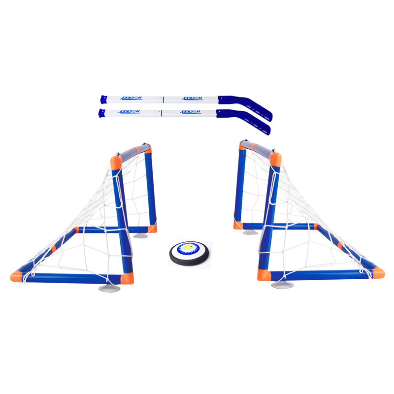 Mini Hockey Stick Toy Set Indoor Ice Hockey Sports Game Training Sticks Goals With Balls For  Children Home Entertainment