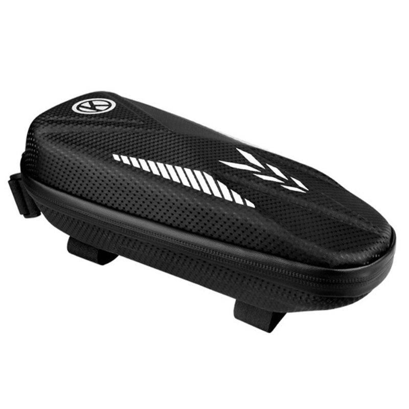 Waterproof Bicycle Frame Bags Bicycle Top Tube Front Beam Bag Anti Pressure Shock Bag Cycling  Accessories