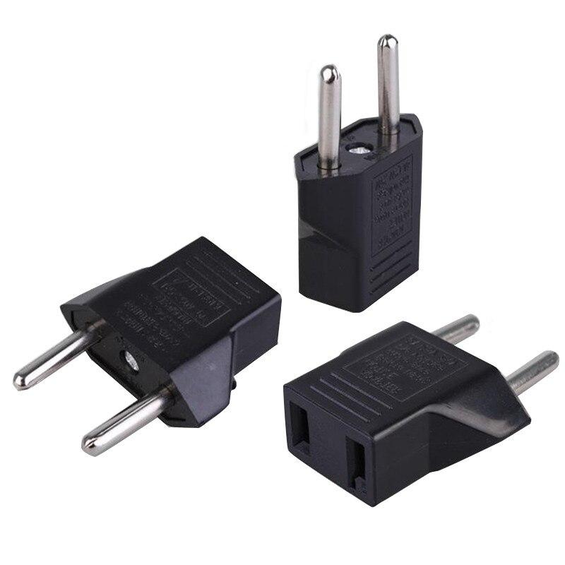 3 шт. Портативный дорожный преобразователь Зарядное устройство DC адаптер питания AC DC адаптер конвертер штепсельной вилки Европейского Стан...