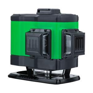 Image 4 - SNDWAY לייזר רמת 12 קווים 3D 360 תואר רוטרי צלב ירוק קרן אנכי ואופקי עצמי פילוס מכשירים קיר מדבקה