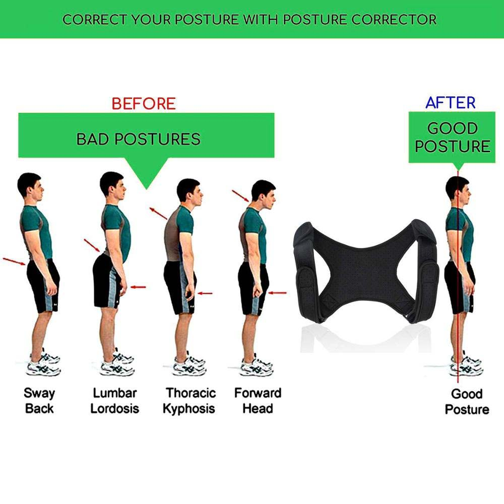 Spine Back Posture Corrector and Protection 1