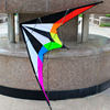 Outdoor Fun Sports NEW 48/71 Inch Dual Line Power Stunt  Kites /Triangle Kite For Adults With Handle And Line Good Flying
