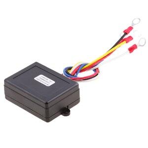 Image 4 - 1 zestaw samochodowy bezprzewodowa wyciągarka zdalnego sterowania podwójny przełącznik 30m sterowanie wejściem/wyjściem z dla 4x4 ATV UTV Quad SUV samochód terenowy akcesoria