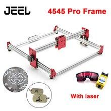 CNC Metal GRBL45*45cm Engraving Machine0.5W/2.5W DIY Laser Engraver Machine 2Axis Laser Cutting Machine/Wood Router WithTTL/PWM