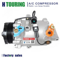 For Car MITSUBISHI AC A/C Compressor MSC060CAS for MITSUBISHI Colt VII Plus AKC200A084 AKC200A089 7813A151 7813A057 AKC200A084A