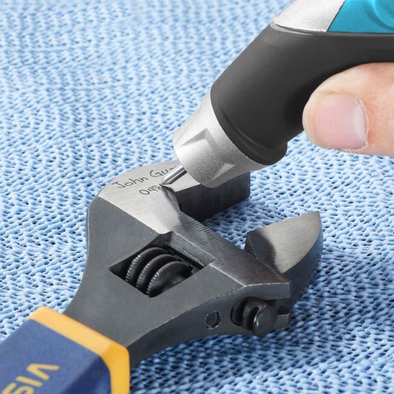 230V 13W outil de gravure électrique stylo de gravure pour bois - Outillage électroportatif - Photo 4