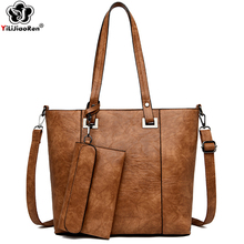 Luxury Big Handbags Women Bags Designer Casual Top Handle Bag for Women Large Capacity Tote Shoulder Bag Female Leather Handbag