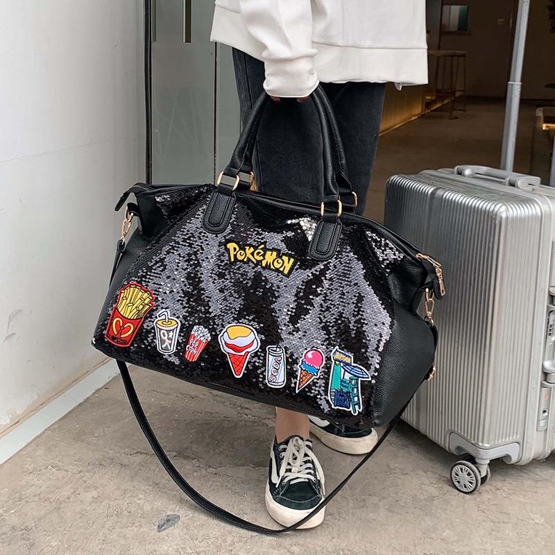 Women's bag in 2020, the new fashionable multi-style slant bag for women's large-capacity travel handbag