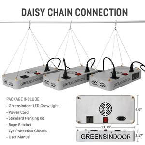 Image 4 - Full Spectrum Led Grow Light Indoor Grow Lights For Plants 3000W Phyto Lamp 3500K For Flowers Seed Growing Daisy Chain Fitolamp