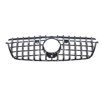 Front Grille for GL Class X166 GT GTR Grille GL X166 Amg GL 500 GL550 GL63 SUV Grille 2013 15