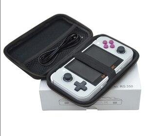 Image 2 - ANBERNIC Schutz Tasche für Retro Spiel Konsole RG350 tasche Version Spiel Player RG 350 tasche Handheld Retro Spiel Konsole