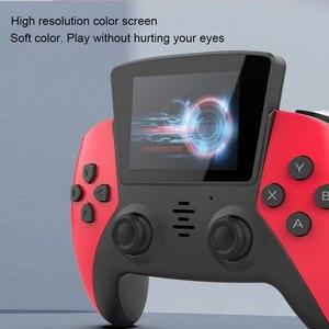 Image 2 - Przenośny 2.8 Cal Mini konsola do gier, ręczny 16 bit Emulator, wbudowany w 1000 gra wideo kieszeń MP5 graczy, Retro konsola gier wideo