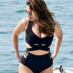 2017 Xl Bikini Sexy Swimsuit Bikini for Fat