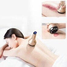 Meridian-Brush Massage-Ball Sha-Instrument Thin-Legs Electric-Gua Slimming Household