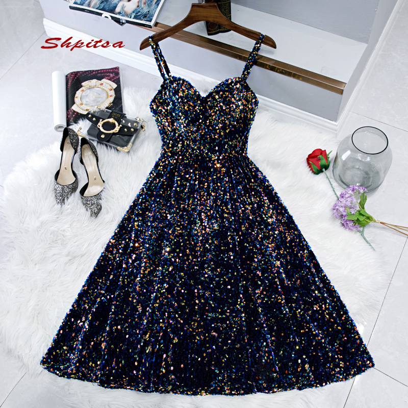 Luxury Short   Cocktail     Dresses   Women Girl Evening Sexy Prom Coctail Homecoming Formal Party   Dresses