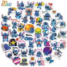 10/20/30/40/50PCS Pack Cartoon Anime Sticker Waterproof PVC Skateboard Luggage Decals Guitar Laptop Car Cool Stickers Kids Toys