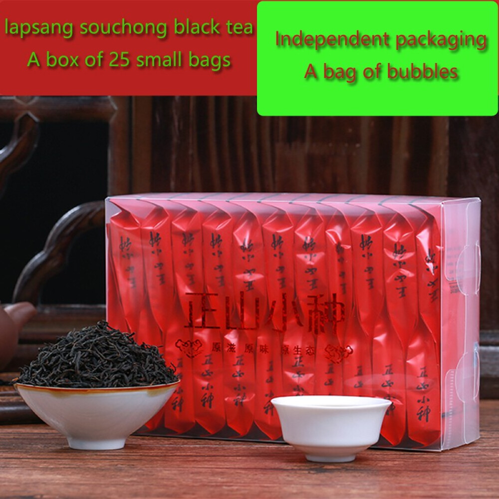 ZhengShanXiaoZhong Superior Oolong Tea The Green Food For Health