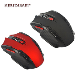 New 2.4G Wireless Mouse USB Receiver Professional Optical Wireless Mouses USB Right Scroll Mice for Laptop PC Gamer