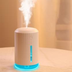 3 in i powietrza nawilżacz USB dyfuzor do aromaterapii z lampą LED ultradźwiękowy chłodna mgiełka Humificador Difusor na samochód biurowy Mist Maker w Nawilżacze powietrza od AGD na