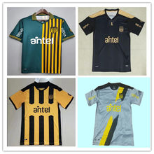 2021 Uruguay Penarol Camisa 129th hatıra baskı gömlek 20 21 Penarol Manica C.RODRIGUEZ F.Torres gömlek