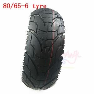 Image 5 - 10 zoll 80/65 6 reifen schläuche 10x 3,0 6 elektrische roller verdicken erweitern aufblasbare road reifen E Bike harten, verschleiß beständig reifen