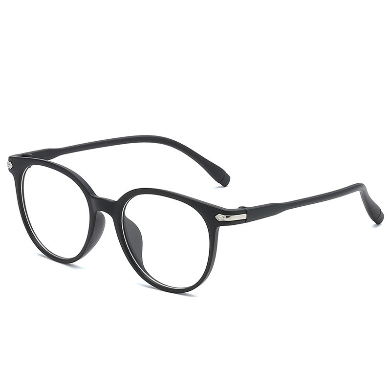 2020 Vintage Trends Office Blue Film Flat Lens Light Oversized Glasses Computer Women Blue Blocking Gaming Men Eyeglasses Frame