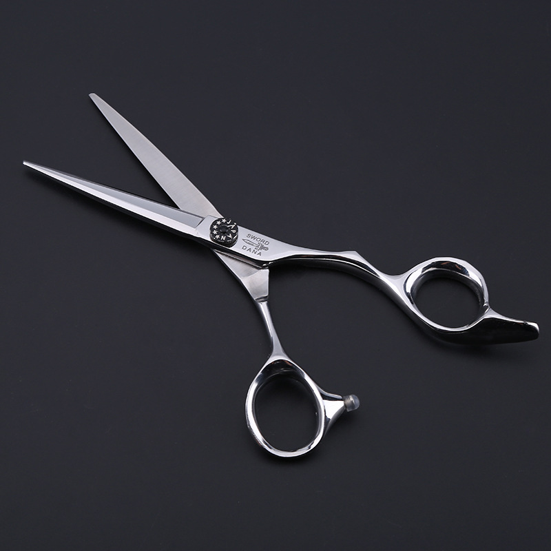 Manufacturers Direct Selling 440C Steel Thinning Scissors Hairdressing Division Only Straight Snips Thinning Shear Knife Wholesa