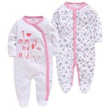 Одежда для маленьких девочек; 2 шт; боди carters с длинными
